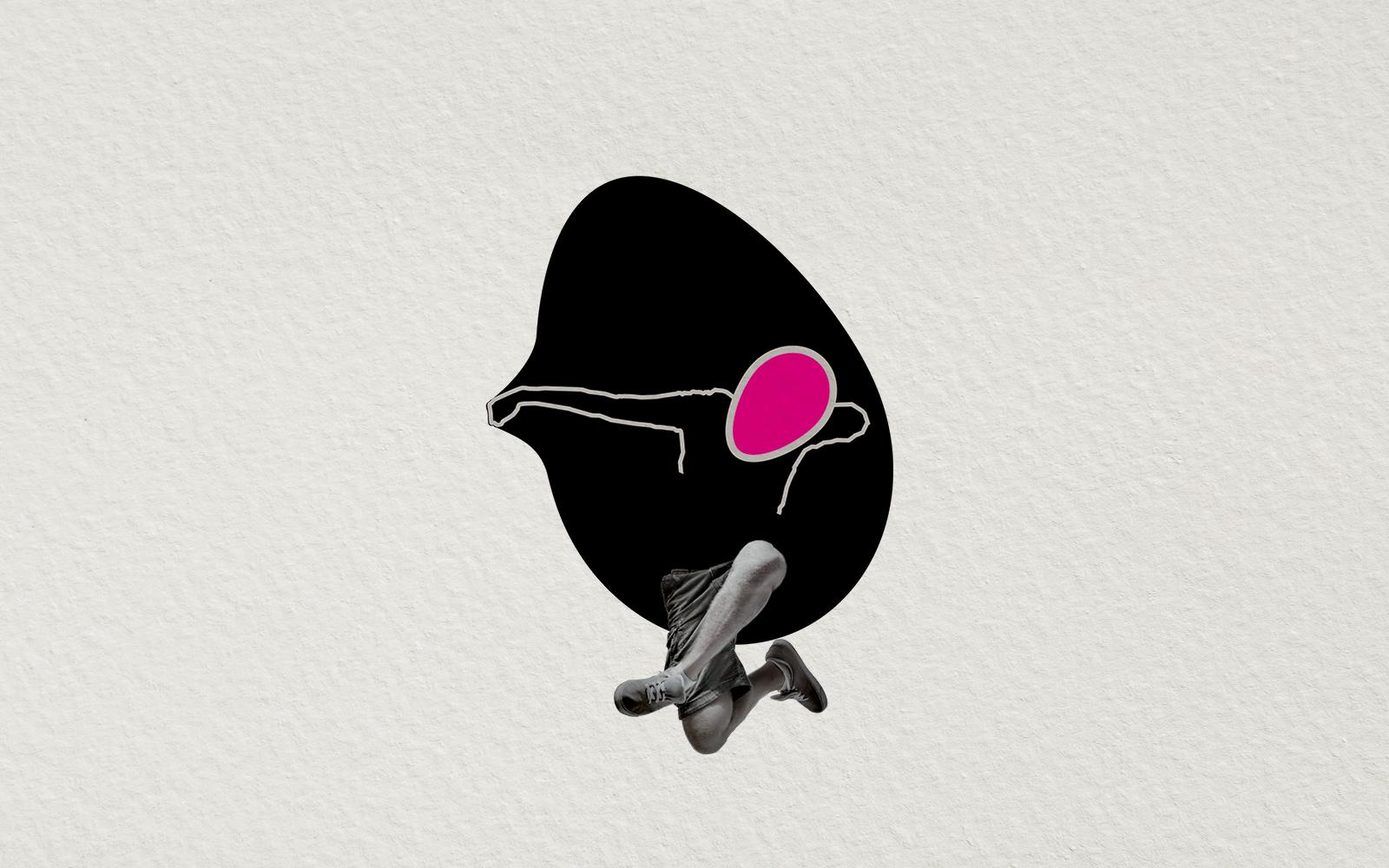progetto del marchio per la rassegna First step 9 di Accademia belle arti verona, ideato dallo studio grafico Diade, vincitore del contest
