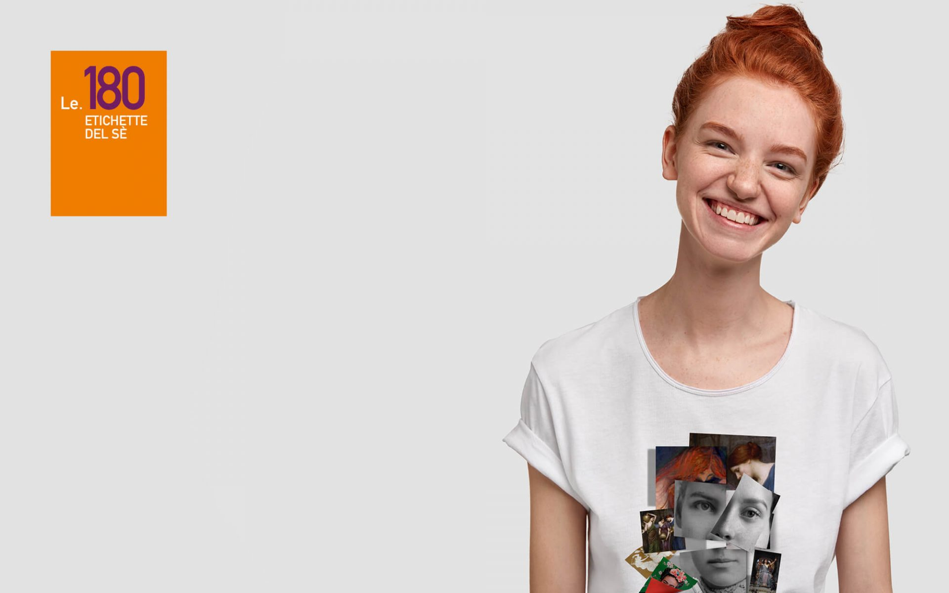 dettaglio t-shirt dell'evento Le 180 etichette del se. branding e immagine coordinata dallo studio grafico diadestudio Arco Tn