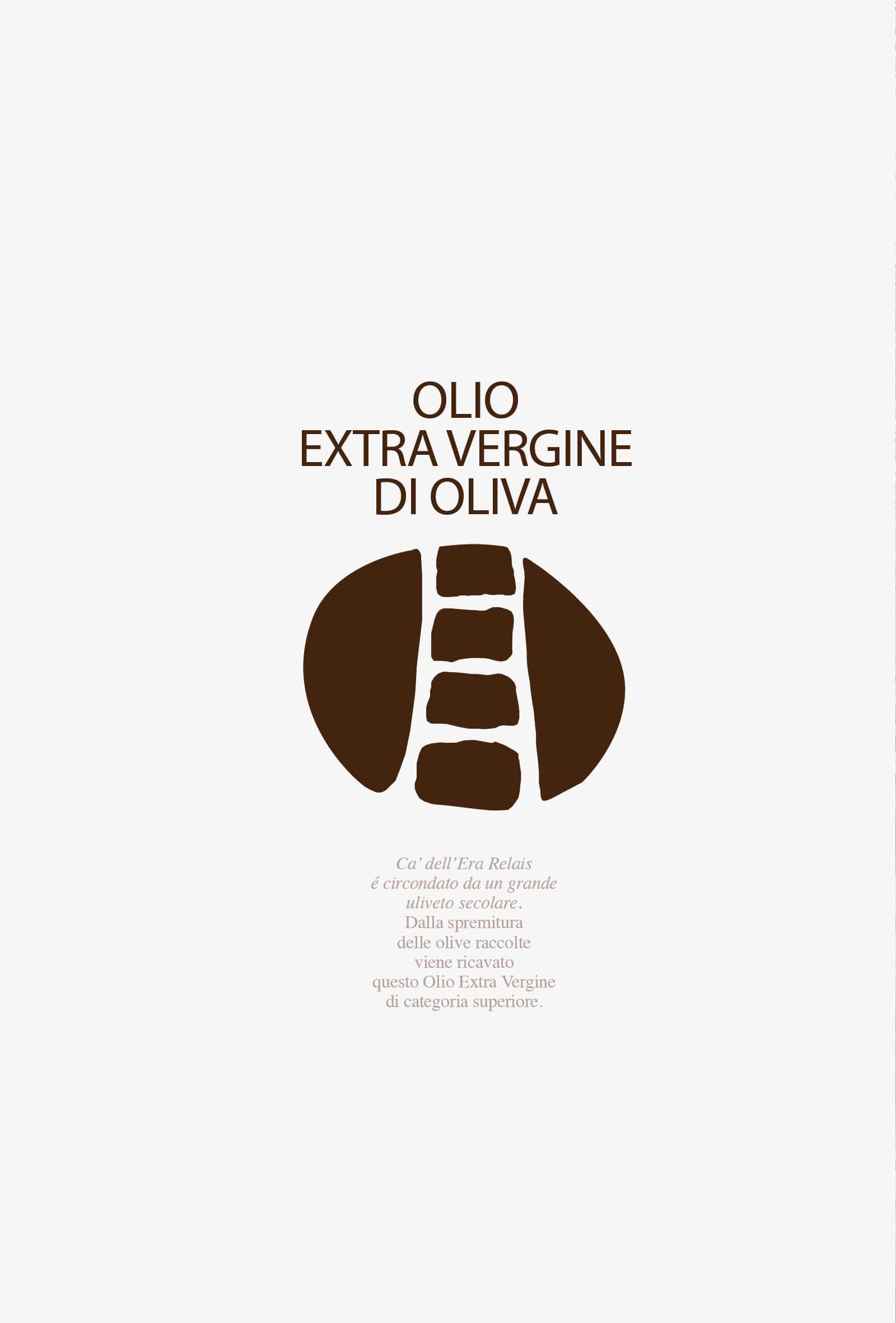 logotipo per etichetta olio oliva progetto diadestudio arco di trento