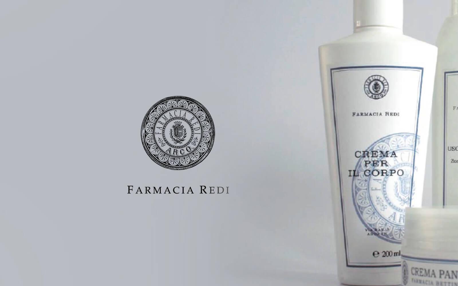 dettaglio progetto etichette prodotti farmacia realizzato dalla agenzia di pubblicità diadestudio ad arco di Trento