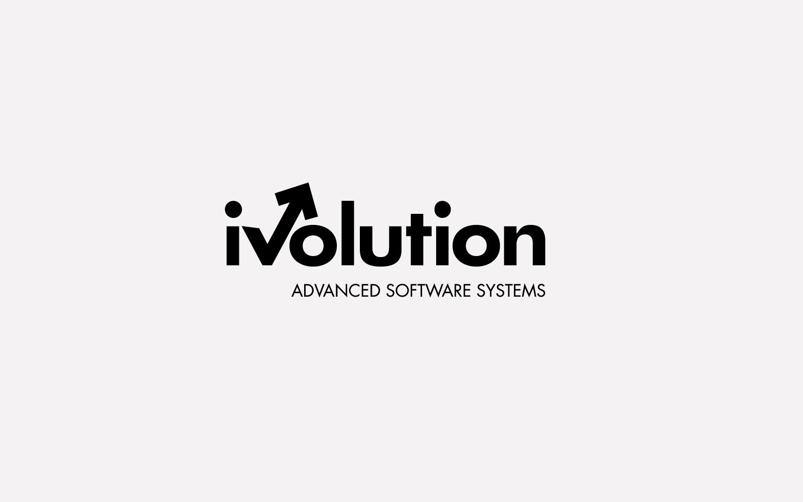 progetto marchio monocolore per azienda servizi informatici, ideato dallo studio di grafica diade studio arco di trento