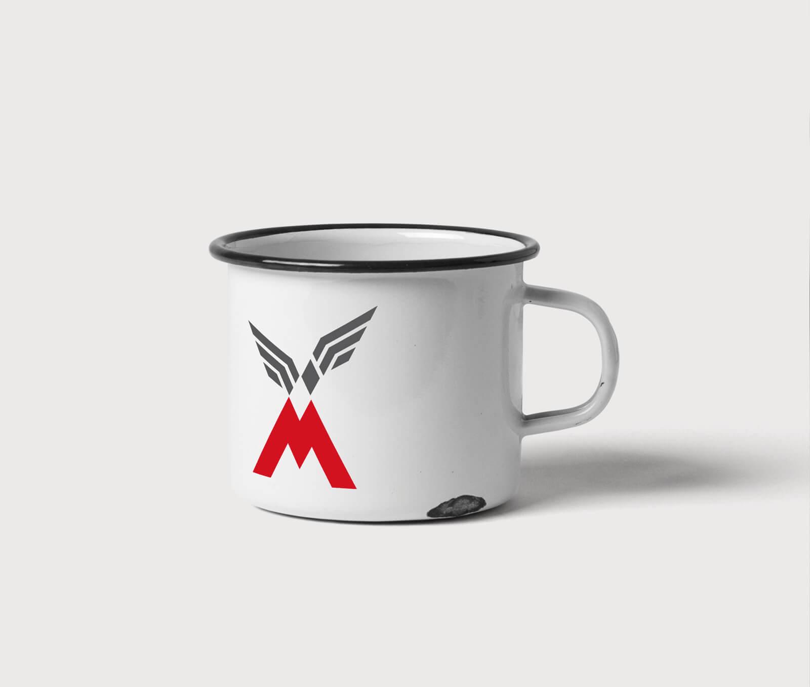 branding e personalizzazione gadget per immagine coordinata aziendale, progetto agenzia di comunicazione diade studio arco di trento