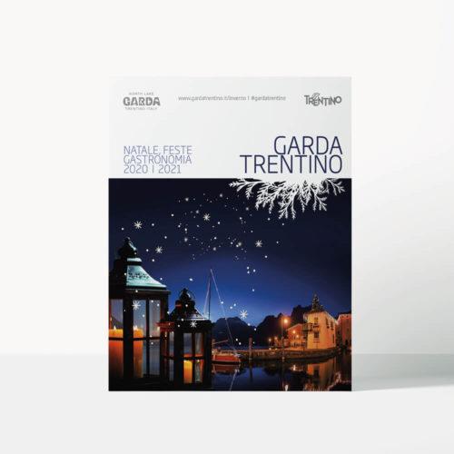 Garda Trentino, progetto per brochure eventi invernali, diadestudio edizione 2020
